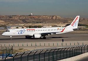 Air Europa - Embraer ERJ-190-200LR 195LR.jpg