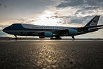 Air Force One at the Kentucky Air National Guard Base in Louisville.jpg