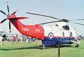 Air Tattoo International, RAF Boscombe Down - UK, June 13 1992 RAE Sea King.jpg
