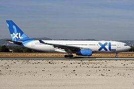 Airbus A330-243, XL Airways France JP7313237.jpg