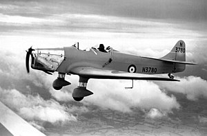 Aircraft of the Royal Air Force 1939-1945- Miles M.14 Magister. CH140.jpg
