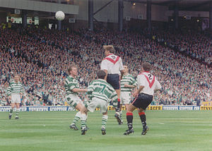1995 Scottish Cup Final - Image: Airdriecelticcupfina l