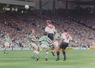 1995 Scottish Cup Final - Image: Airdriecelticcupfina l