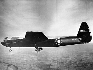 assault glider by Airspeed