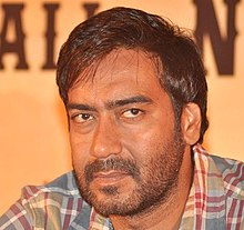 Ajay Devgn at Pomoting 'Son Of Sardaar'.jpg