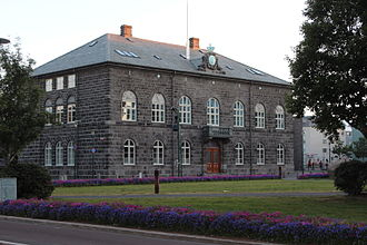 Althing - Image: Alþingi 2012 07