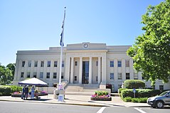 Albany, Oregon - Linn County Courthouse 01.jpg