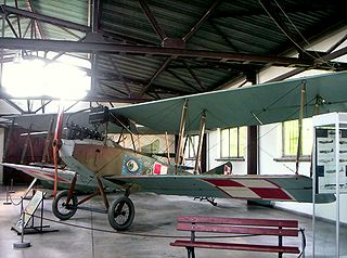 Albatros B.II reconnaissance aircraft version of the Albatros B type with improved engines