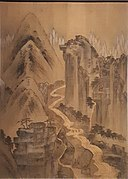 Album of Geumgangsan Mountain drawn by Jeong Seon 정선필 풍악도첩 4.jpg