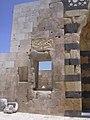 Aleppo (Halab), Auf der Zitadelle (Qal'at Halab) (ayyubidisch von al-Aziz) (24834064998).jpg