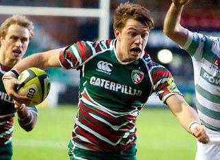 Alex Lewington Rugby player