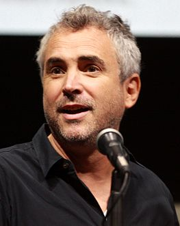 Alfonso Cuarón in July 2013.