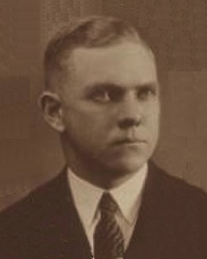 Alfred C. Smith - Image: Alfred C Smith 1920