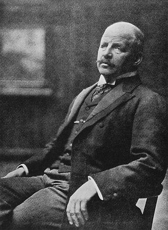 Alfred Lichtwark - Alfred Lichtwark in 1899. Photograph by Rudolf Dührkoop.