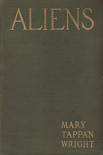 Aliens (Tappan Wright novel) - cover of first edition