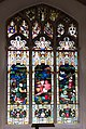 All Saints Church - C19 stained glass window - geograph.org.uk - 1394295.jpg