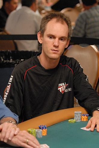 Allen Cunningham - Allen Cunningham at the 2007 World Series of Poker
