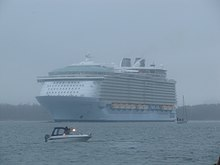 Allure of the seas frontview.JPG