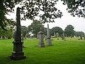 Almondbury Cemetery - geograph.org.uk - 966221.jpg