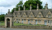 Alms houses, Chipping Norton.JPG