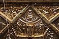 Altare di s. ambrogio, 824-859 ca., lato sx di vuolvino, angeli e santi che adorano la croce gemmata 05.jpg
