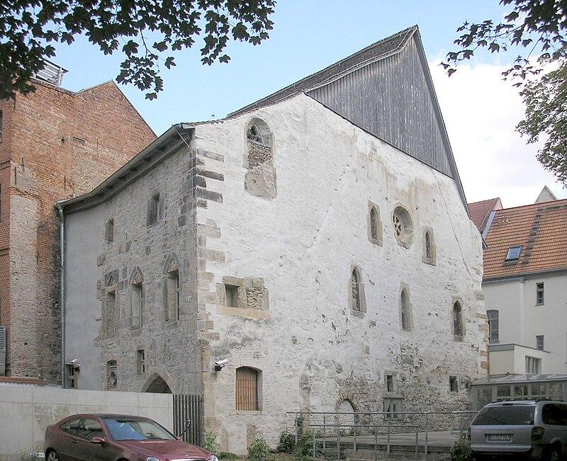 File:Alte Synagoge Erfurt.JPG