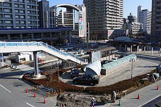 Amagasaki - JR Amagasaki Station
