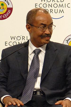 President of Zanzibar - Image: Amani Abeid Karume