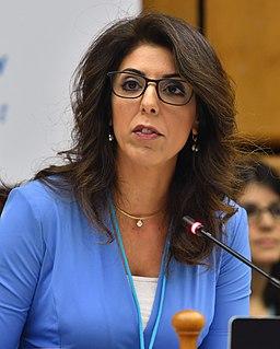 Leena Al-Hadid Jordanian diplomat