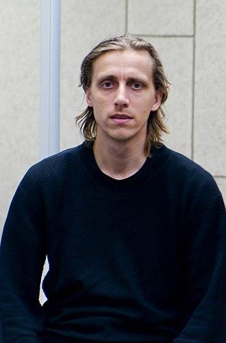 Ahti Heinla - Ahti Heinla in 2007.