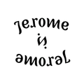 Ambigram Jerome is amoral.png