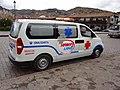 Ambulance Peru Cusco Hampi Land Plaza de Armas.jpg