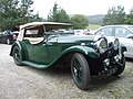 An ALVIS tourer in Braemar Castle car park - geograph.org.uk - 1435956.jpg