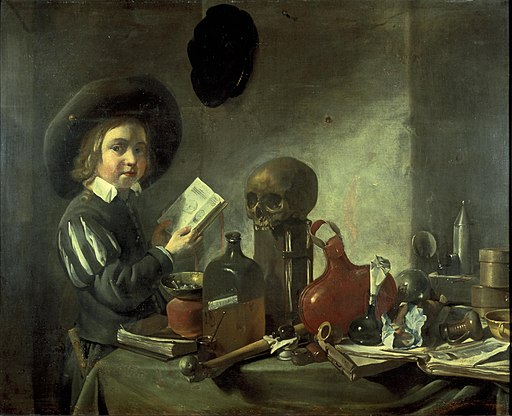 An Alchemist attributed to Joost van Atteveld Centraal Museum 20801