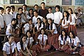 An Education Volunteer with his high school students in the Philippines.jpg