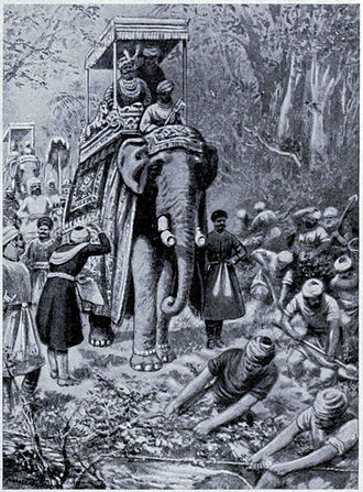 Sher Shah Suri - An inspection of Sher Shah Suri's Great North Road