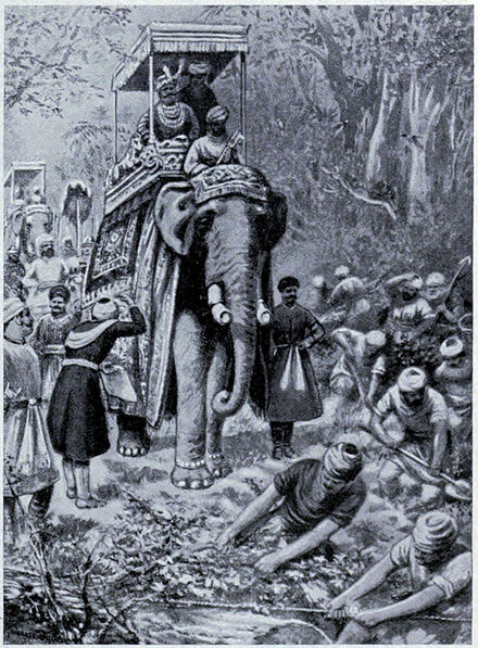 An inspection of Sher Shah Suri's Great North Road - Sher Shah Suri