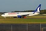 Anadolu Jet, TC-JFZ, Boeing 737-8F2 (30465836628).jpg