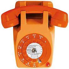 fc03554046872 Poste téléphonique S63 à cadran rotatif