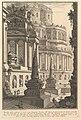 Ancient mausoleum erected for the ashes of a Roman Emperor (Mausoleo antico eretto per le ceneri d'un Imperadore Romano) MET DP827978.jpg