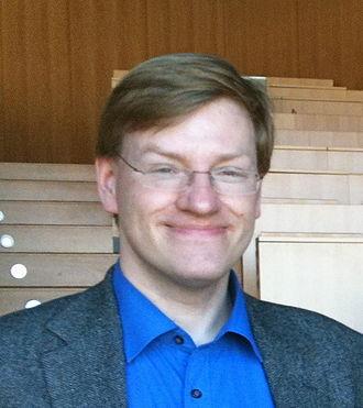 Anders Sandberg - Image: Anders Sandberg (cropped)