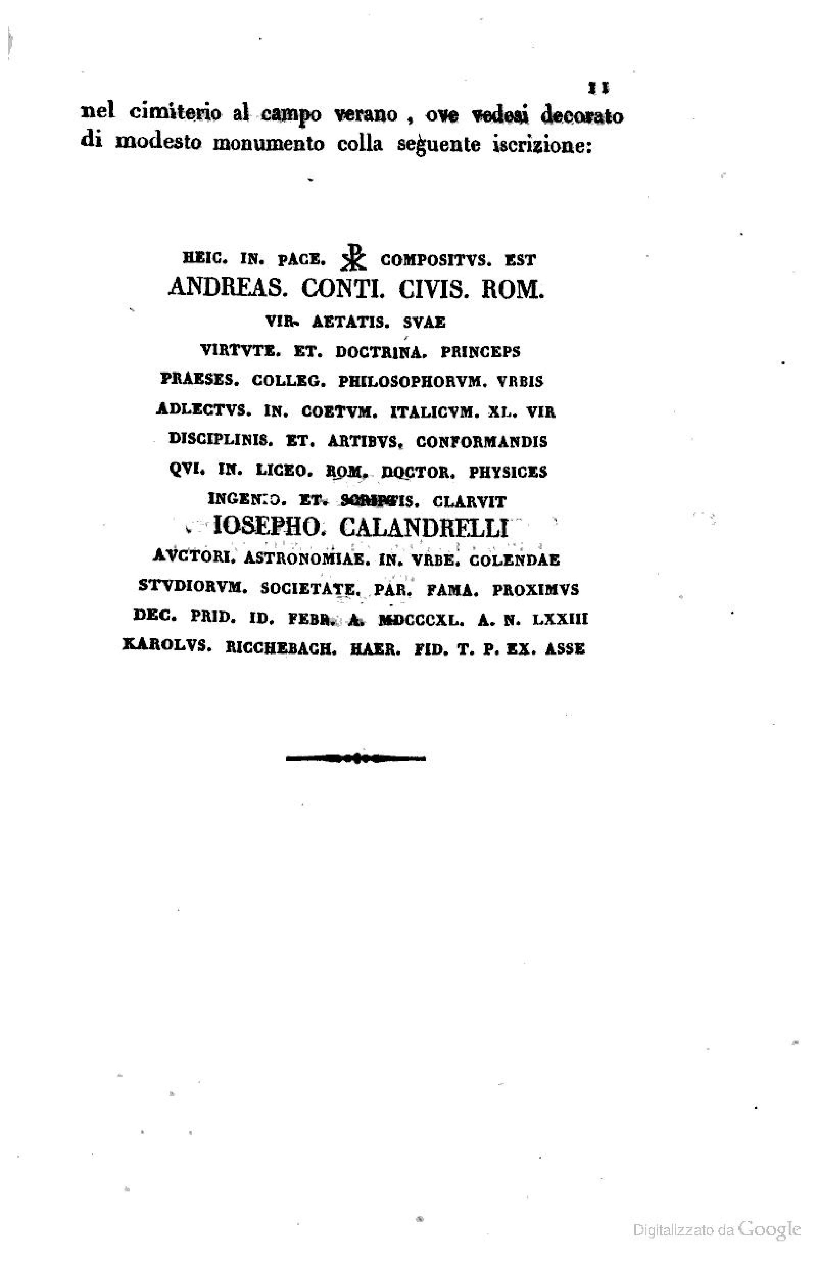 premium selection 2c13e 62285 Pagina:Andrea Conti Matematico ed Astronomo.djvu/17 - Wikisource