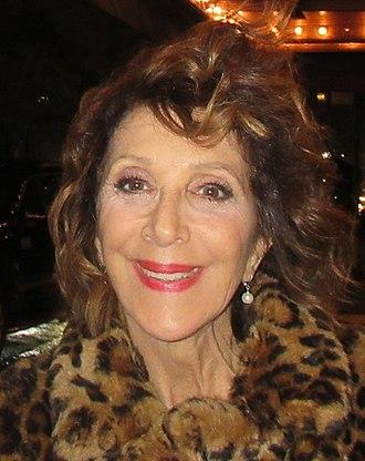 Andrea Martin - Andrea Martin in New York, 2018.