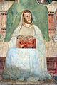 Andrea di bonaiuto, apotesosi di san tommaso d'aquino, scienze ed arti 03 Filosofia e Aristotele 3.JPG