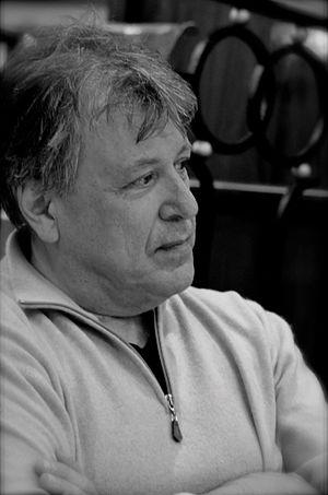 Andrei Gavrilov - Andrei Gavrilov, January 2017.