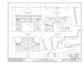 Andrew Burns House, 859 South Main Street, Geneva, Ontario County, NY HABS NY,35-GEN,3- (sheet 9 of 12).png