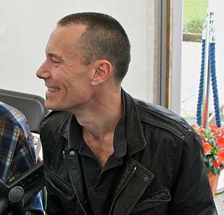 Andrew Smith (author) U.S. born British author, born 1961