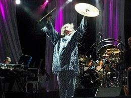 Angelo Branduardi in concerto a Martignano nel 2011