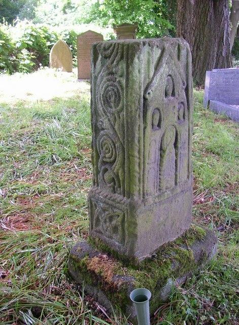 Anglo-Saxon Stone, Heysham