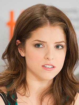 English: Anna Kendrick at the 2009 Toronto Int...